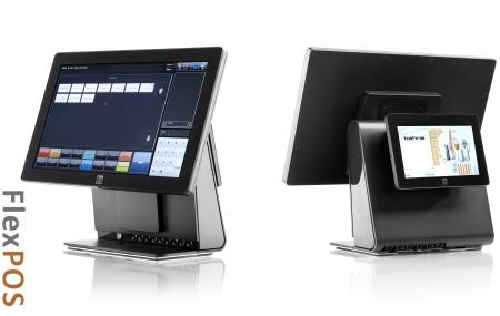 FlexPOS Kasseløsning , Hardware plus Grafisk kundedisplay