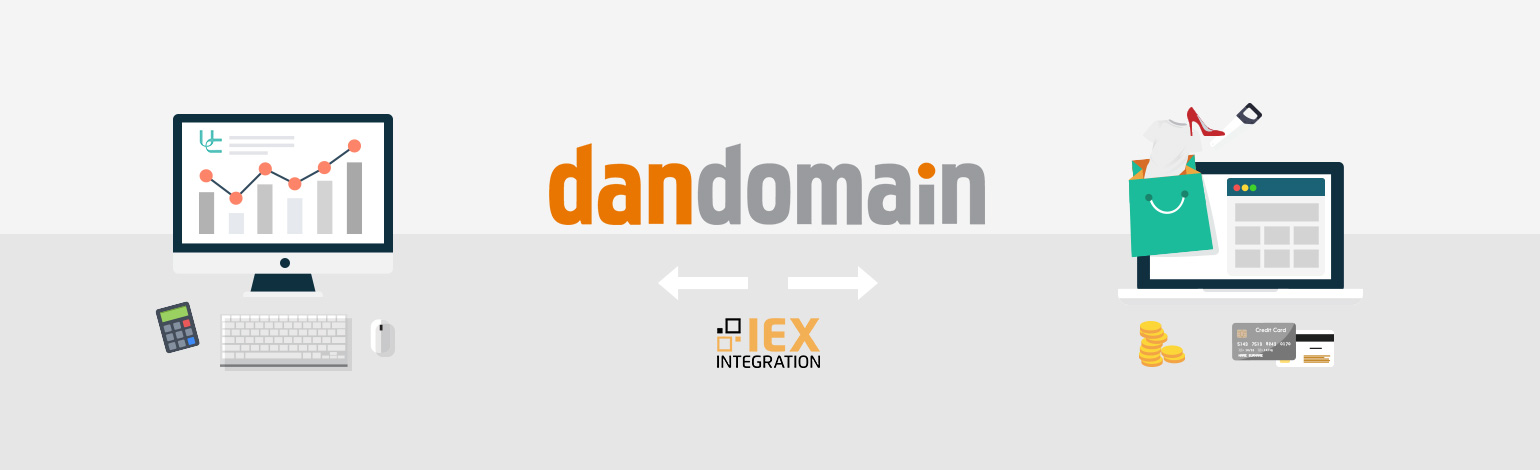 IEX DanDomain Uniconta integration