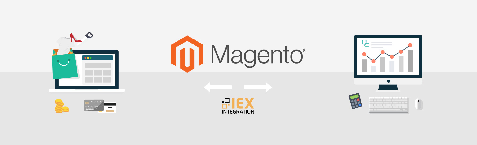 IEX Magento Uniconta integration