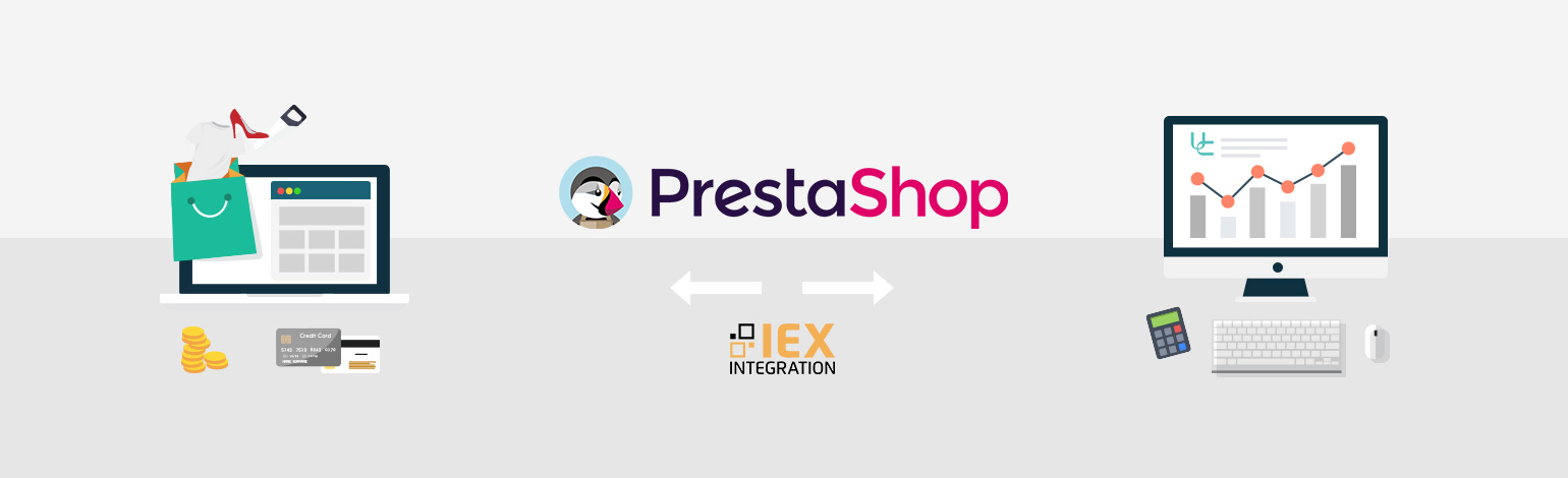 IEX PrestaShop Uniconta integration