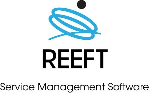 Ordrestyring, Timeseddel, Arbejdsseddel med REEFTmobile