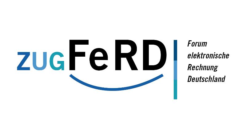 ZUGFeRD (PDF/A & XML)